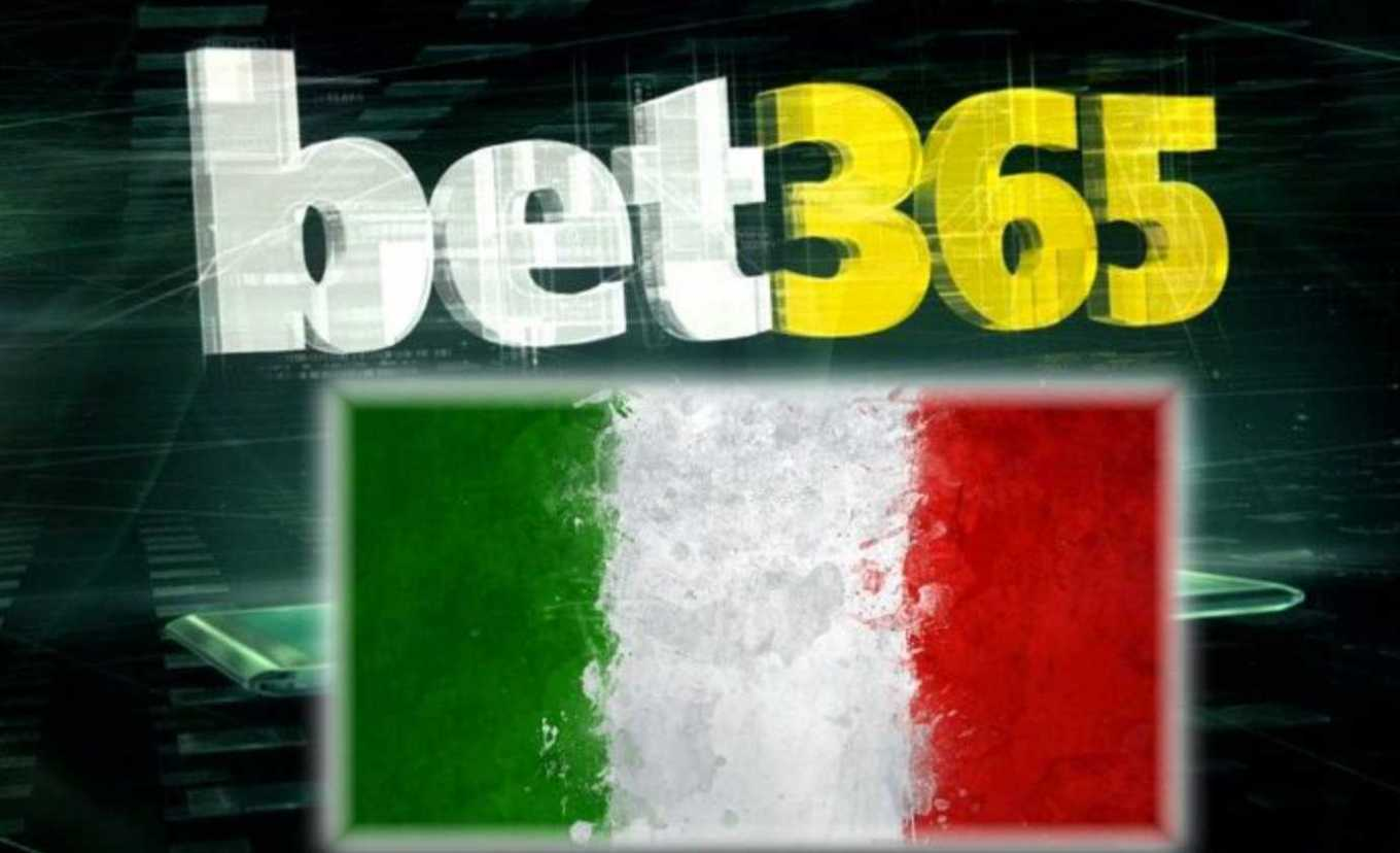 Quote scommesse calcio Bet365